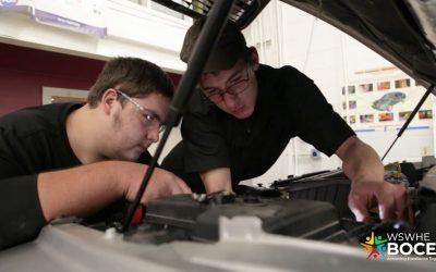 Look at BOCES Automotive Tech