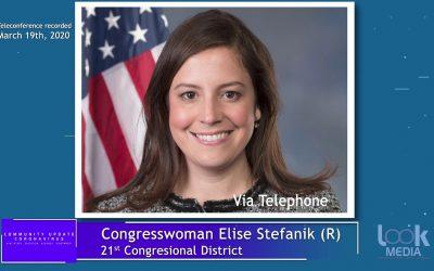Elise Stefanik Teleconference