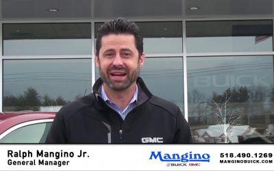 Mangino Buick GMC Your Look December, 2020