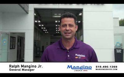 Mangino Buick GMC Your Look September 13, 2020