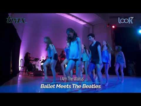 Ballet Meets the Beatles, DanTepfer, Frederick Johnson & Michael Ross