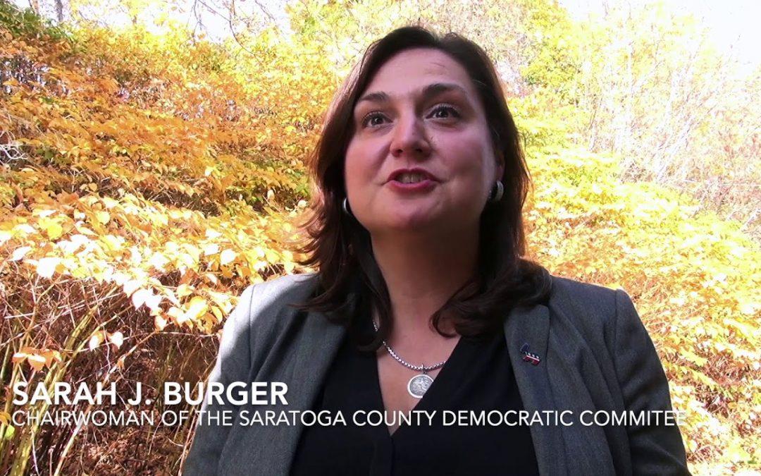 Where's Dayna: Pro-Saratoga Charter Reform Press Conference