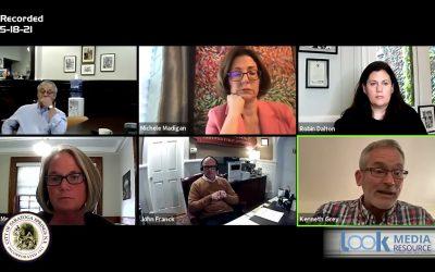 Saratoga Council Meeting 5-18-21