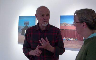 Where's Dayna: Paul Akira Miyamoto at the Lake George Arts Project
