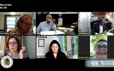 Saratoga Council Meeting 6-1-21